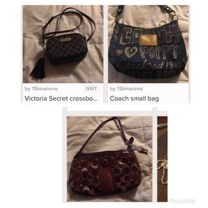 3purses for sale at cheap price and all authentic!